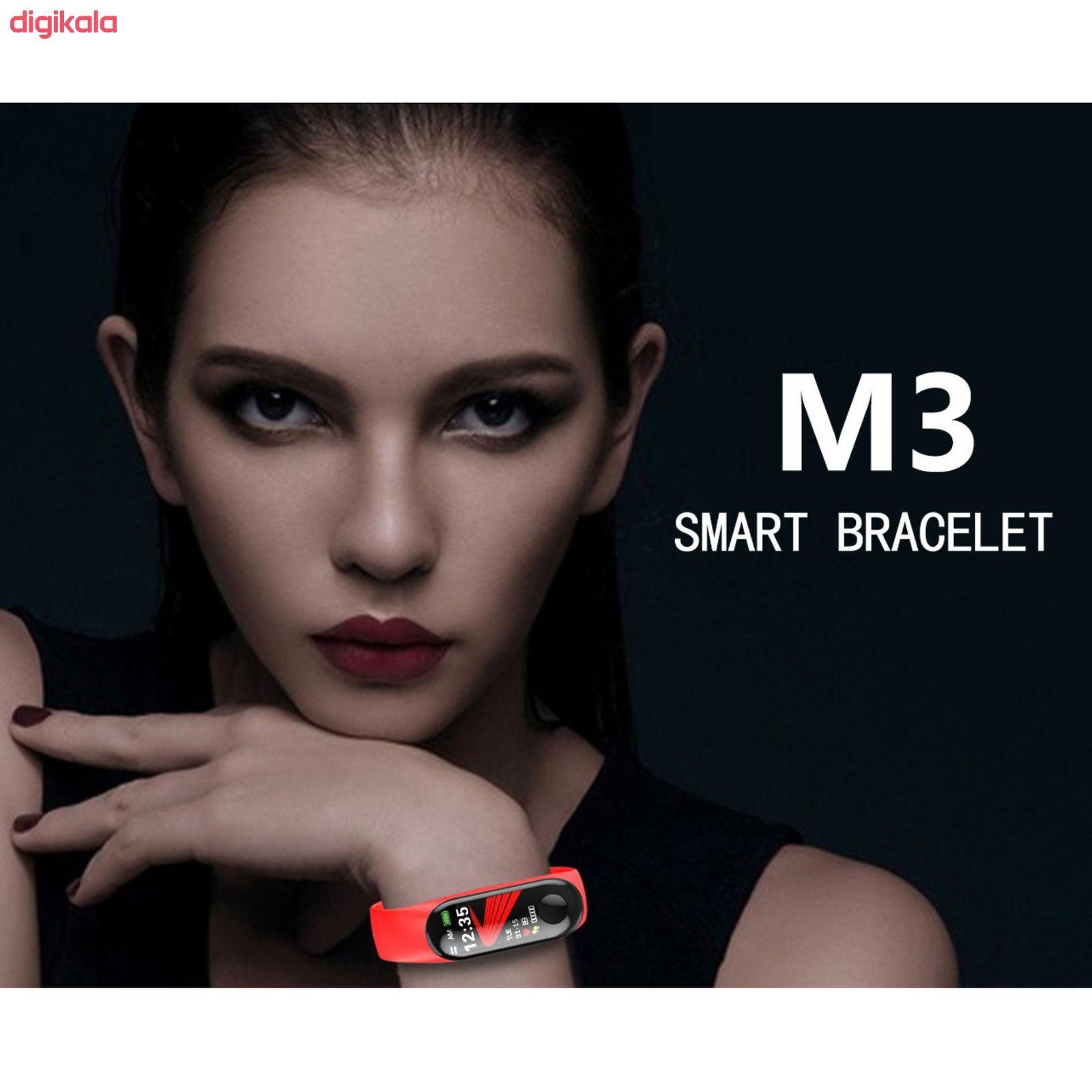 مچ بند هوشمند مدل M3 main 1 7