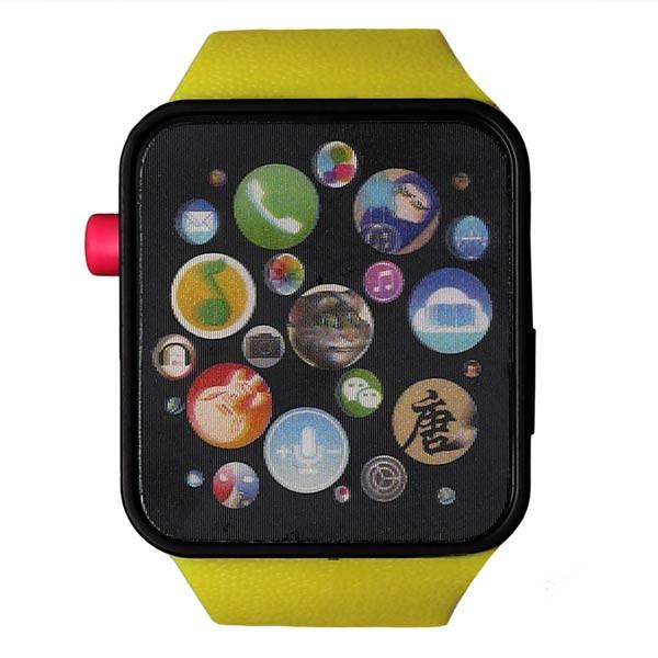 ساعت مچی دیجیتال مدل P-WCH 2424 - ZA-ME