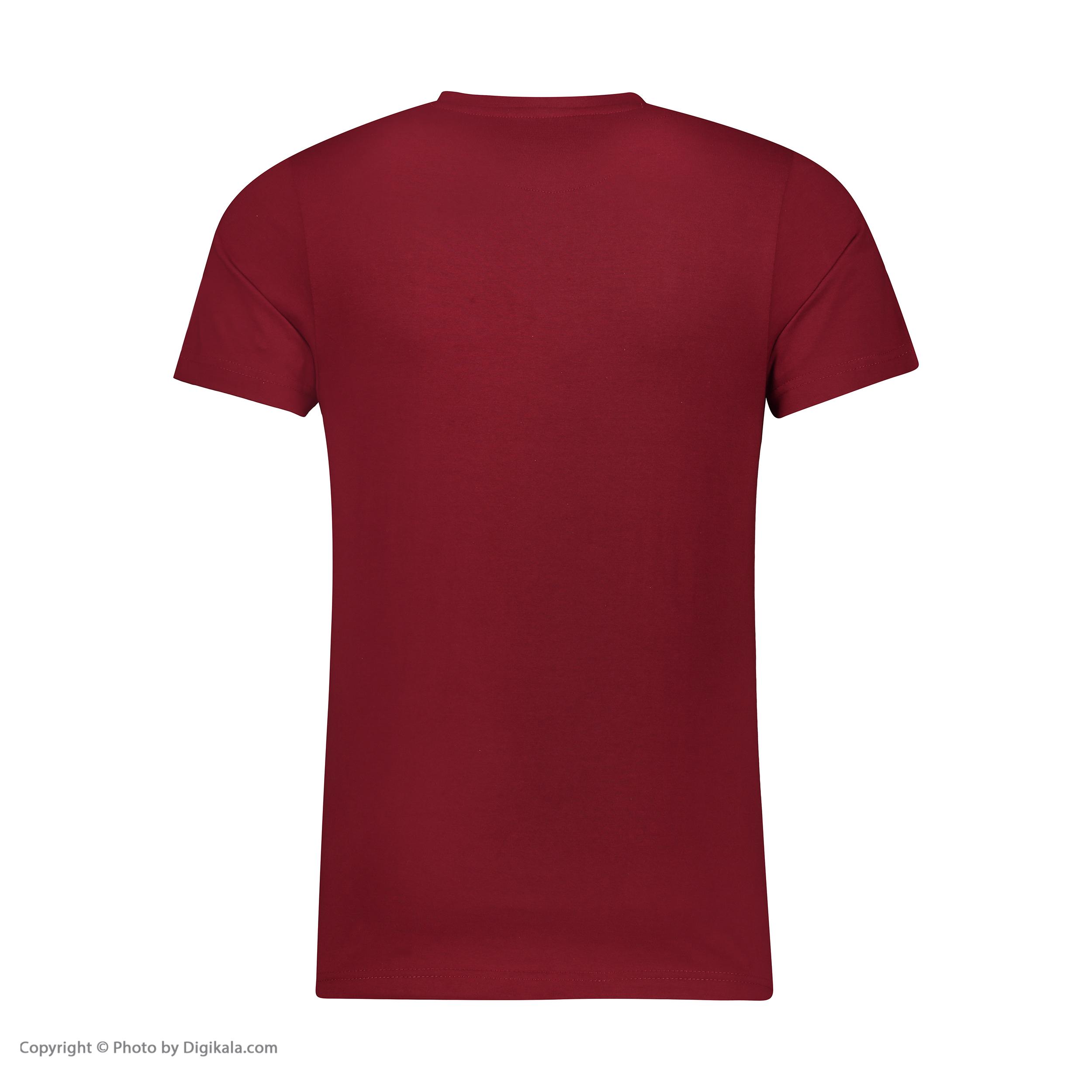 تی شرت مردانه آر ان اس مدل 131132-70