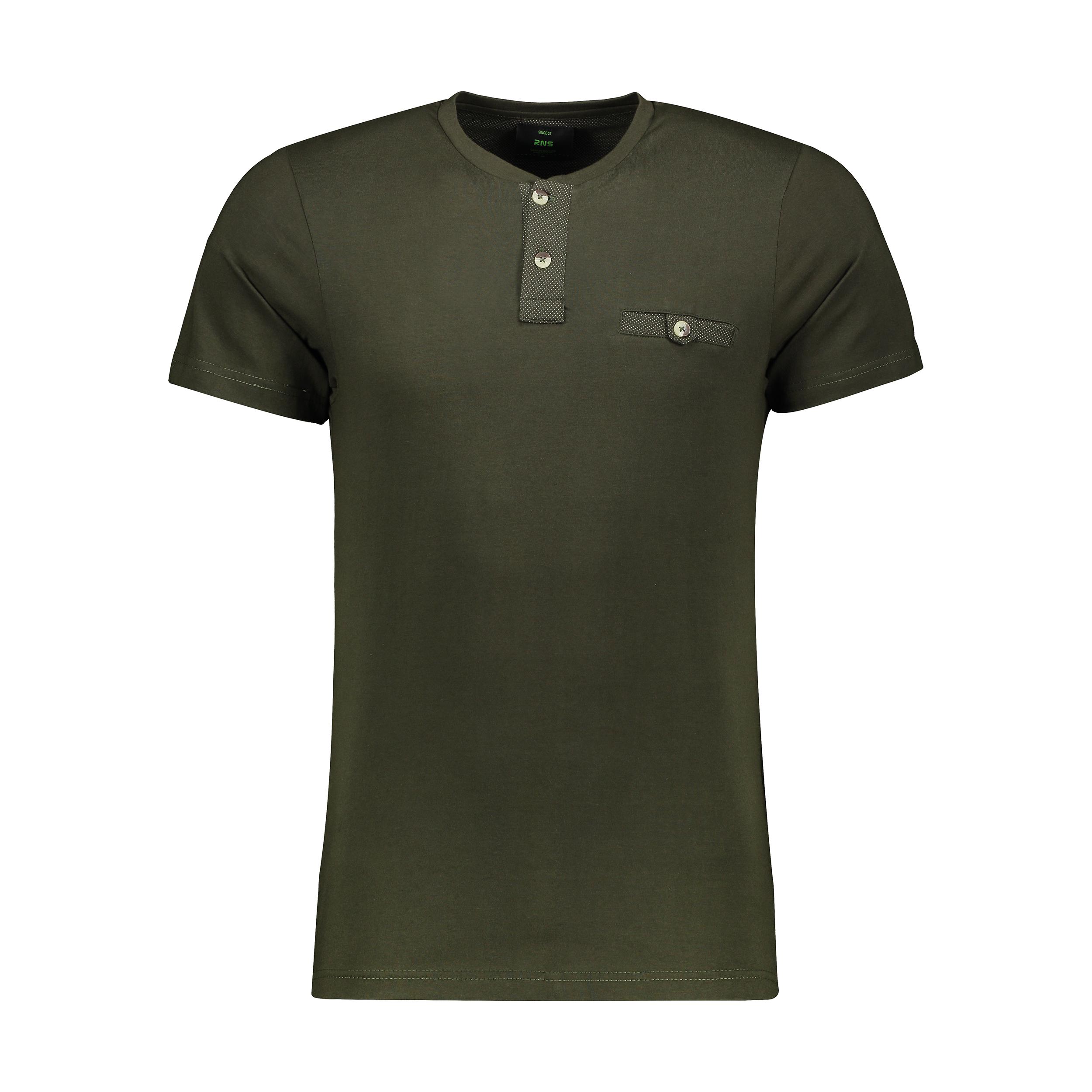خرید ارزان تی شرت مردانه آر ان اس مدل 131132-48