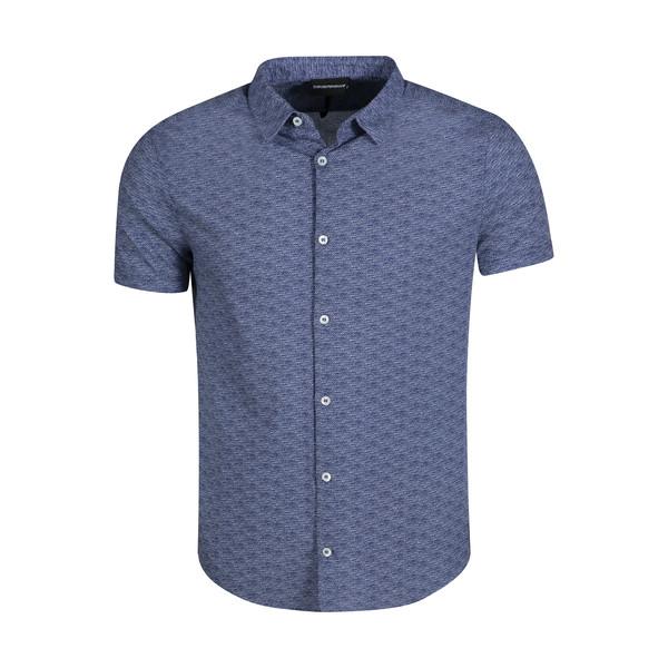 پیراهن مردانه امپریو آرمانی مدل 3Z1C101N5ZZ-F905