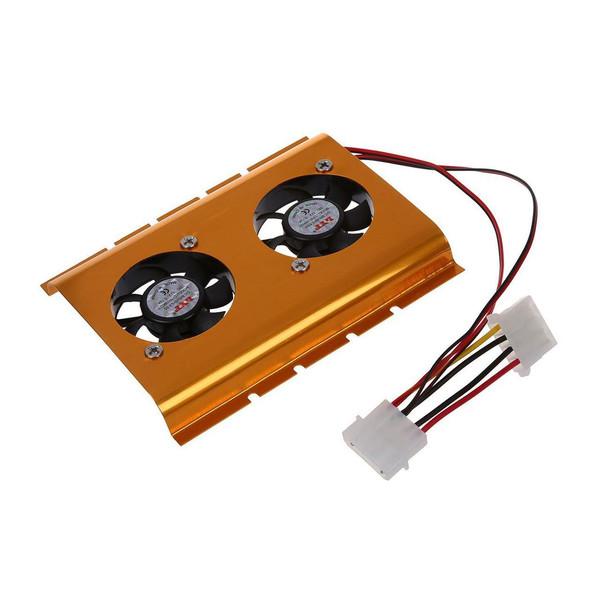 فن خنک کننده هارد دیسک 3.5 اینچی ال وای اف مدل F2