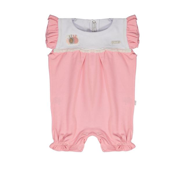 سرهمی نوزادی دخترانه فیورلا مدل 2091126-84