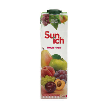 نکتار هفت میوه سن ایچ - 1 لیتر