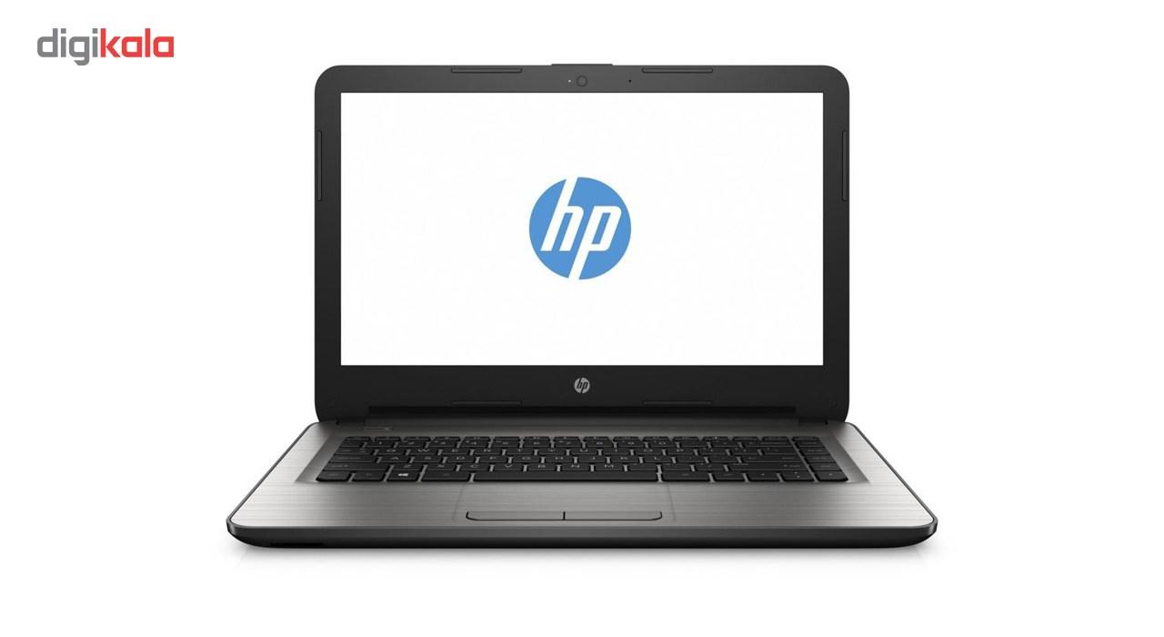 لپ تاپ 15 اینچی اچ پی مدل 15-ay071nia