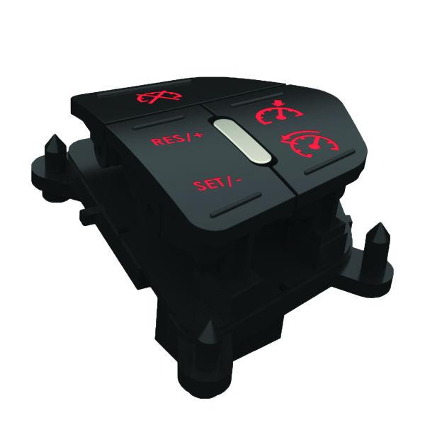کروز کنترل نوتاش مدل Eagle Eyes-Euro4 مناسب برای اچ سی کراس
