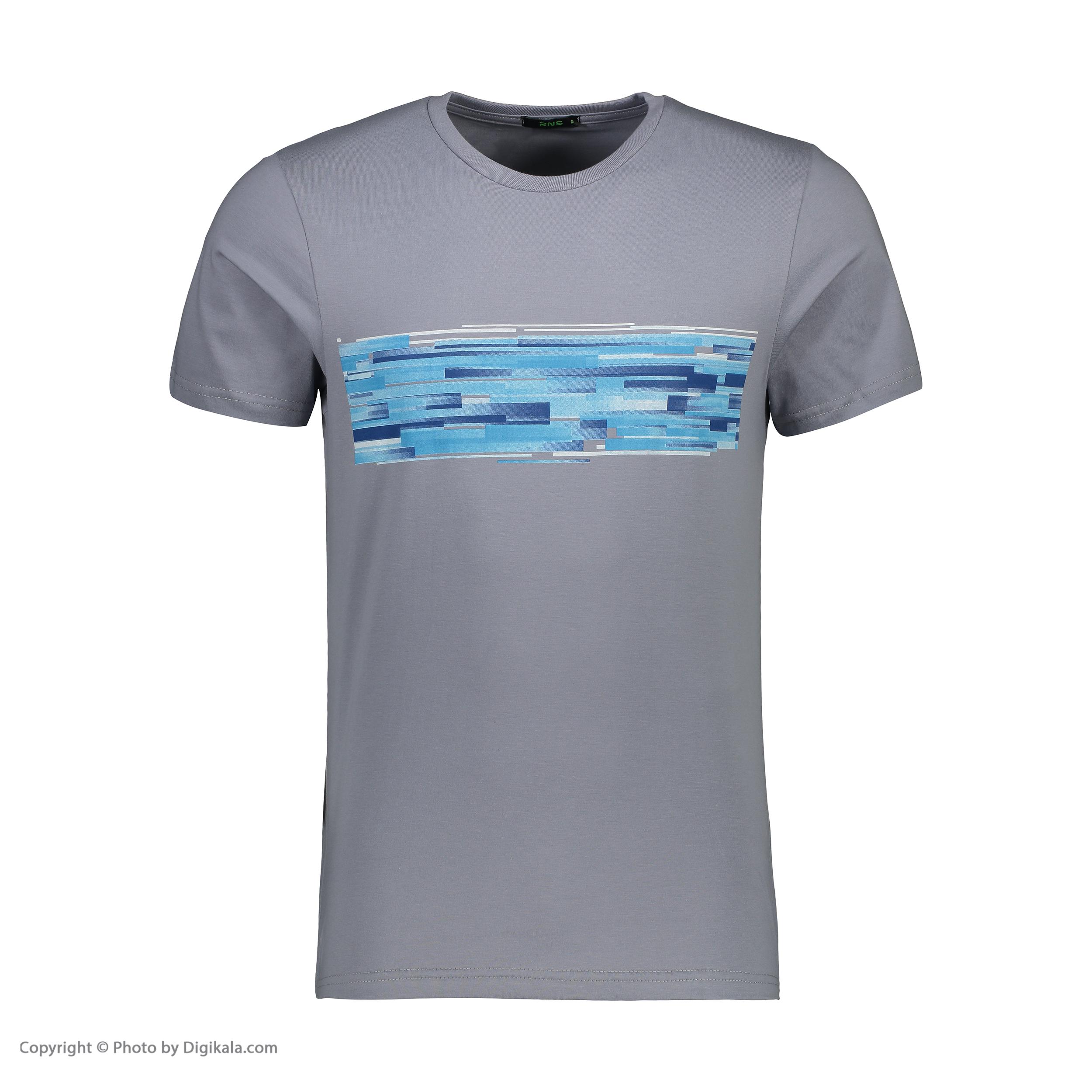 تی شرت مردانه آر ان اس مدل 131145-93