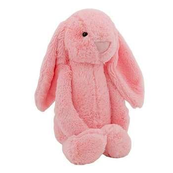 عروسک طرح خرگوش جلی کت ارتفاع 45 سانتی متر