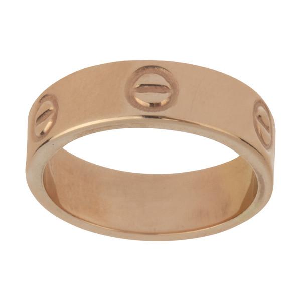 انگشتر طلا 18 عیار زنانه میو گلد مدل DG138