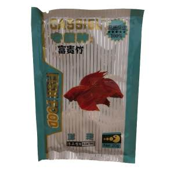 غذای ماهی فایتر کاسیل مدل FLOATING وزن 20گرم