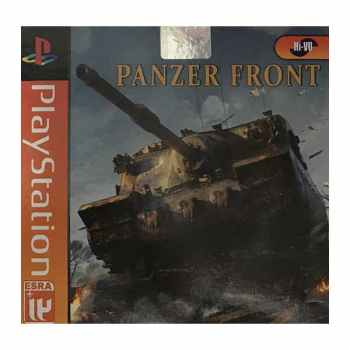 بازی Panzer Front مخصوص PS1