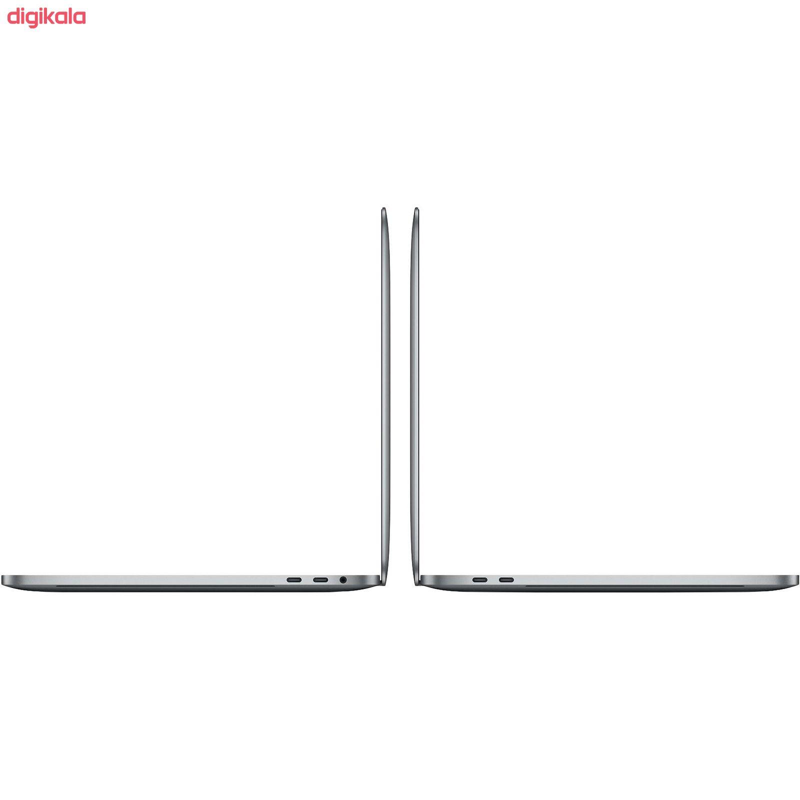 لپ تاپ 13 اینچی اپل مدل MacBook Pro MXK32 2020 همراه با تاچ بار  main 1 3