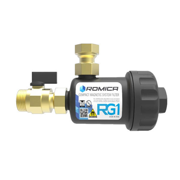 رسوب گیر مدار گرمایش رومیکا کد A20