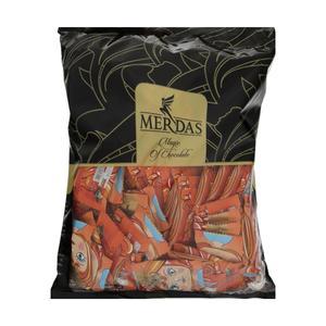 شکلات پاپ کرن مرداس - 1 کیلوگرم