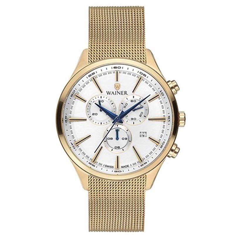 ساعت مچی عقربه ای مردانه واینر مدل WA.19060-D              ارزان