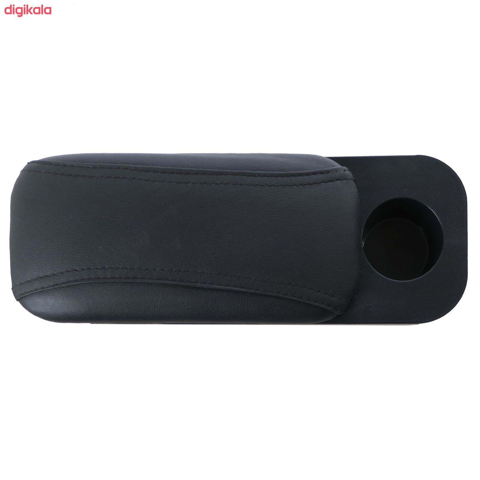 کنسول وسط خودرو توکا مدل dan01 مناسب برای پژو 405 main 1 5