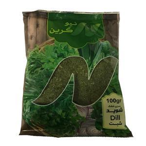 سبزی شوید خشک نیوگرین-100 گرم