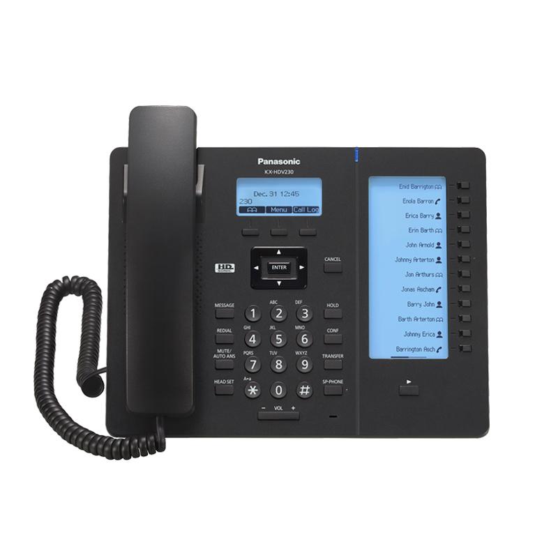 تلفن تحت شبکه پاناسونيک KX-HDV230