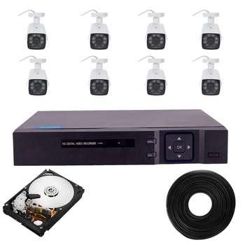 سیستم امنیتی مدل RT8000-B20