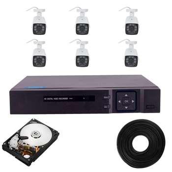 سیستم امنیتی مدل RT6000-B20