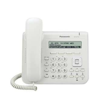 تصویر تلفن سانترال تحت شبکه SIP پاناسونیک KX-UT123 Panasonic KX-UT123  SIP Phone