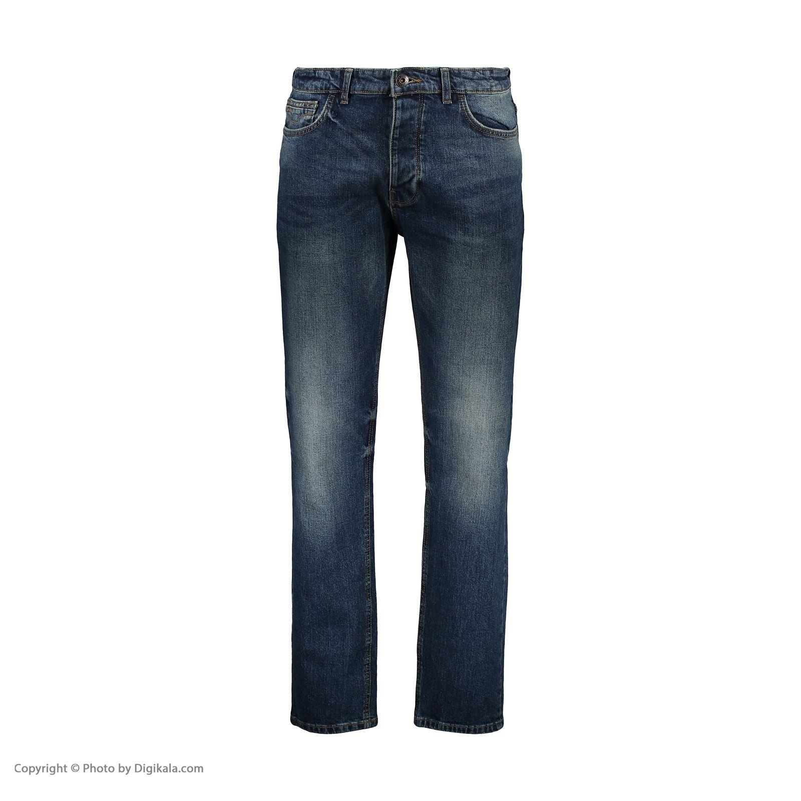 تصویر شلوار جین مردانه زی مدل 153122357