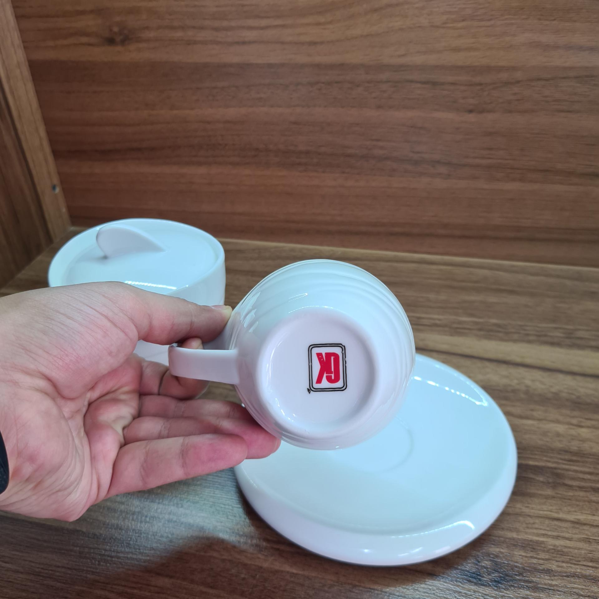 سرویس چای خوری ۱۴ پارچه گلدکیش مدل فلاور