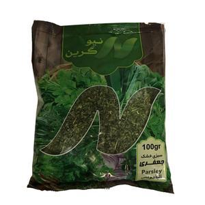سبزی جعفری خشک نیوگرین-100گرم