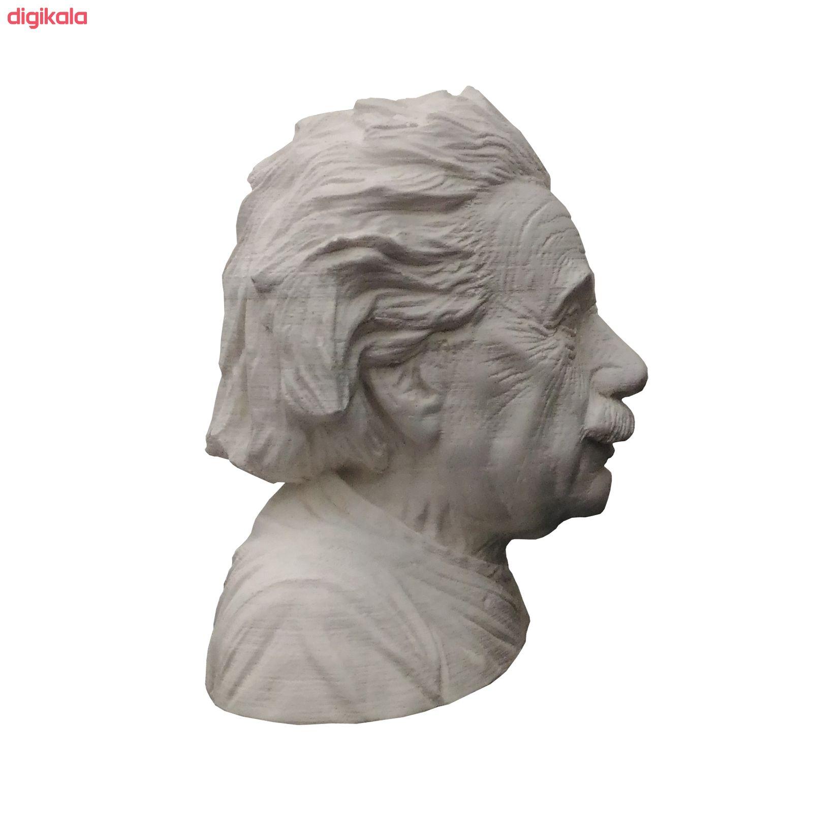 مجسمه طرح آلبرت اینشتین مدل x1015 main 1 3