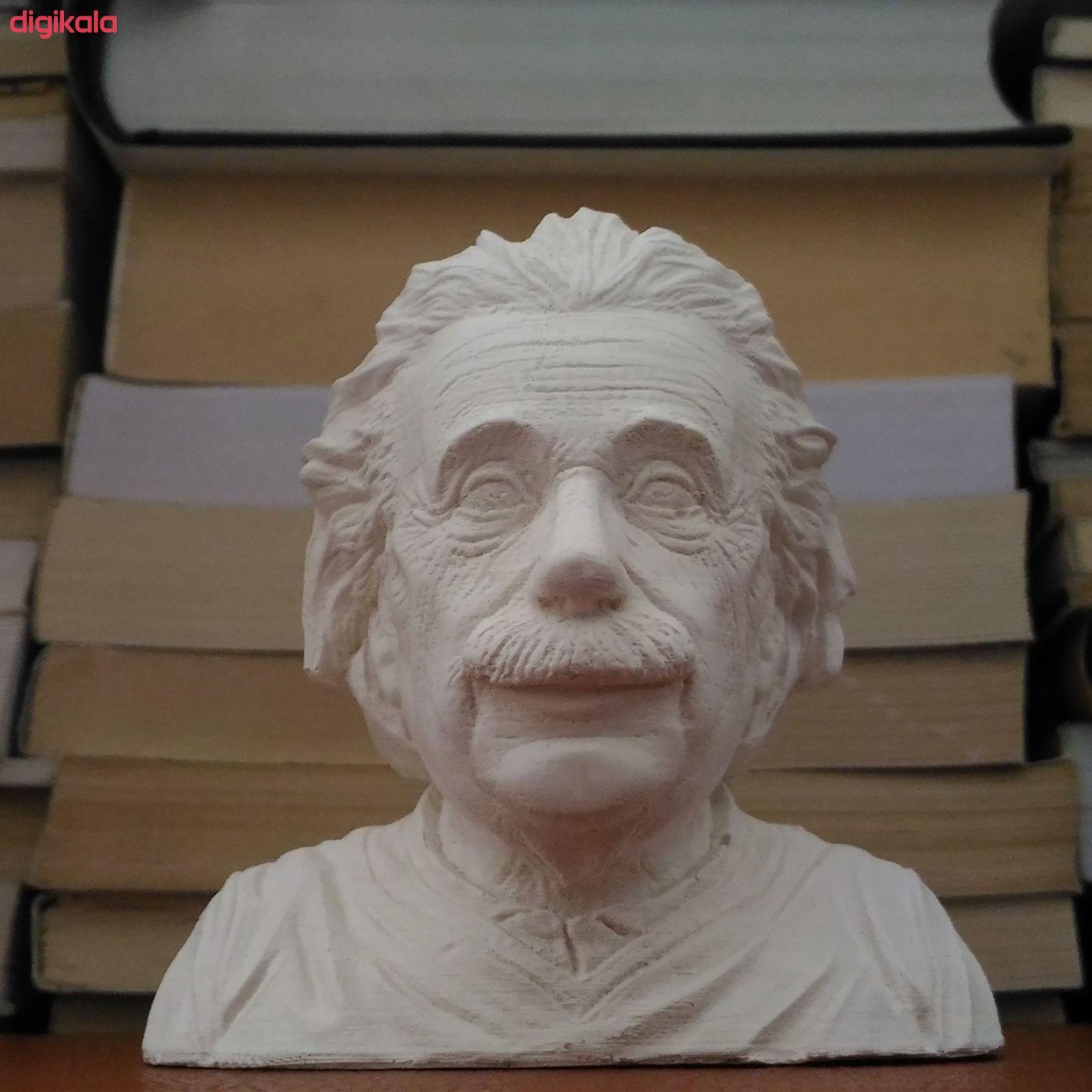 مجسمه طرح آلبرت اینشتین مدل x1015 main 1 1