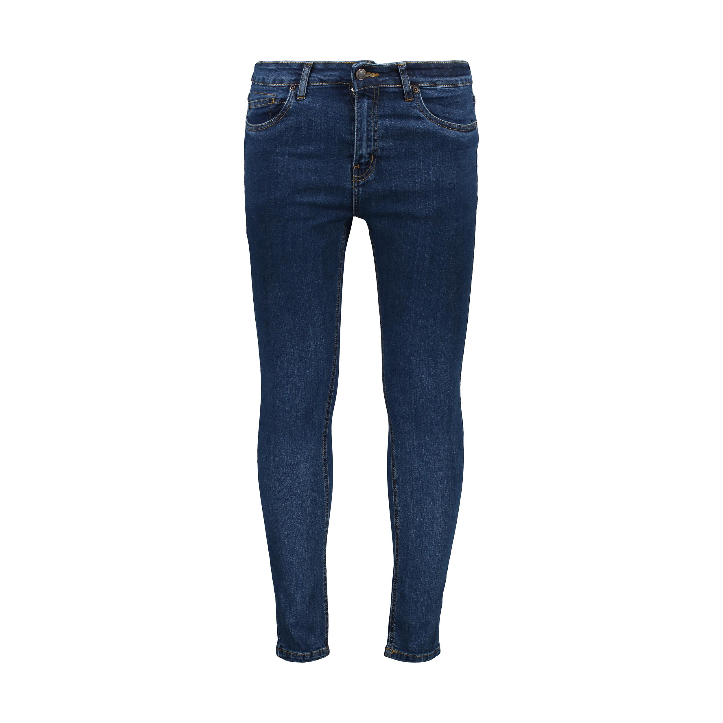 راهنمای خرید شلوار جین مردانه زی مدل 153120657 لیست قیمت
