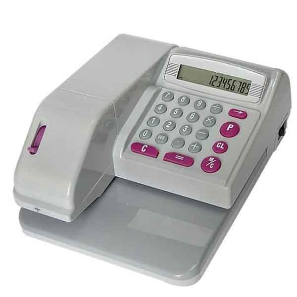 دستگاه پرفراژ چک مدل Nipo