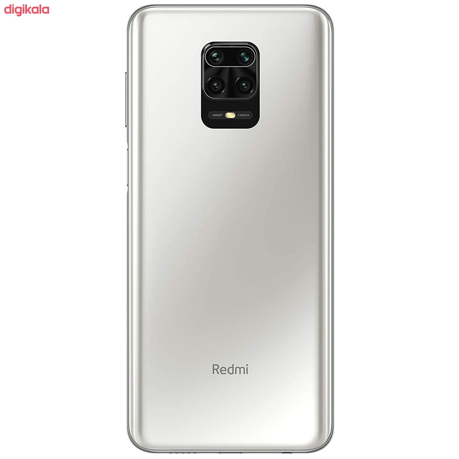 گوشی موبایل شیائومی مدل Redmi Note 9S M2003J6A1G دو سیم کارت ظرفیت 64 گیگابایت  main 1 2