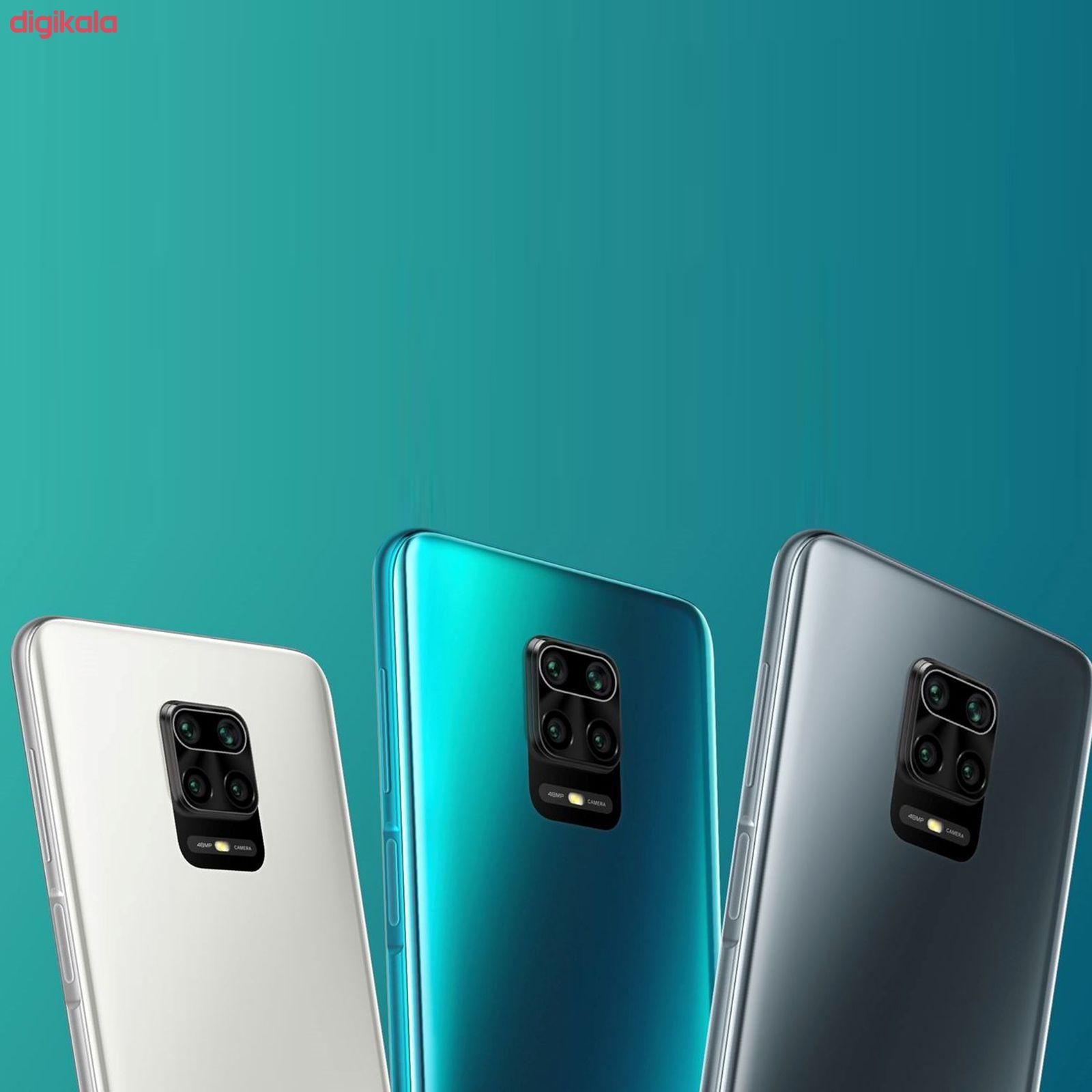 گوشی موبایل شیائومی مدل Redmi Note 9S M2003J6A1G دو سیم کارت ظرفیت 64 گیگابایت  main 1 8