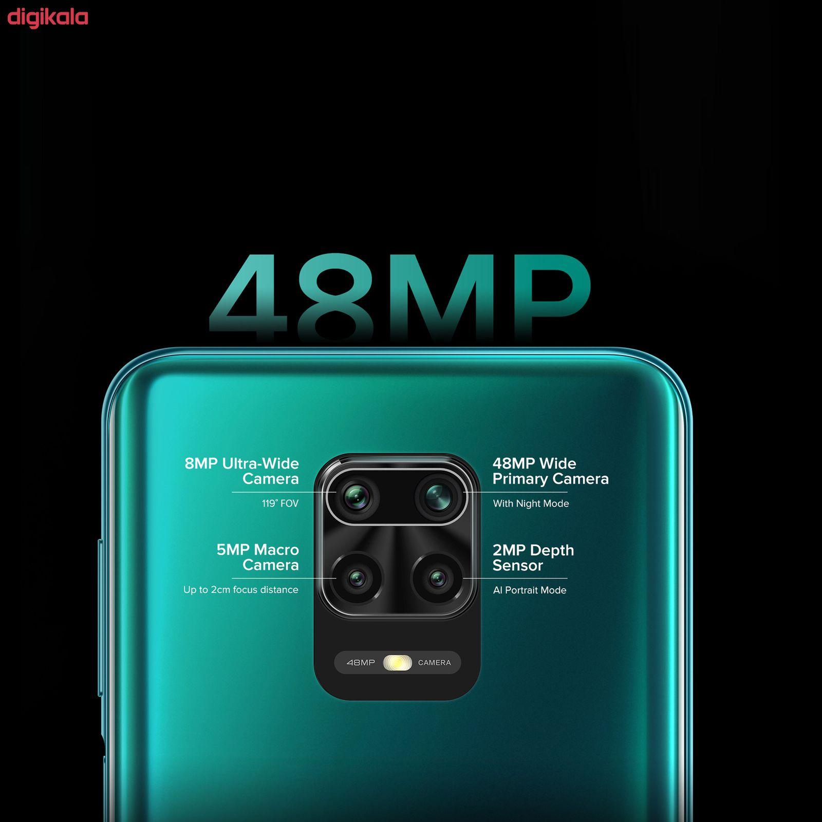 گوشی موبایل شیائومی مدل Redmi Note 9S M2003J6A1G دو سیم کارت ظرفیت 64 گیگابایت  main 1 7