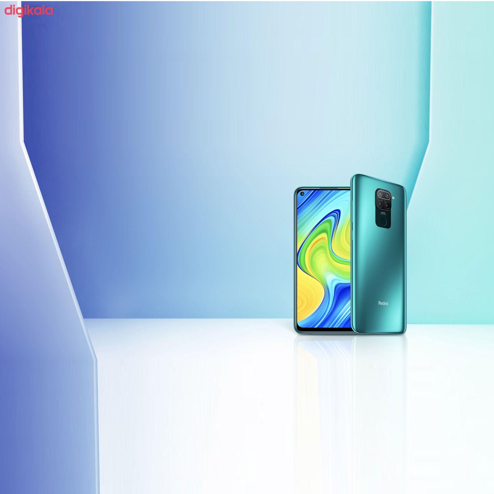 گوشی موبایل شیائومی مدل Redmi Note 9S M2003J6A1G دو سیم کارت ظرفیت 64 گیگابایت  main 1 11