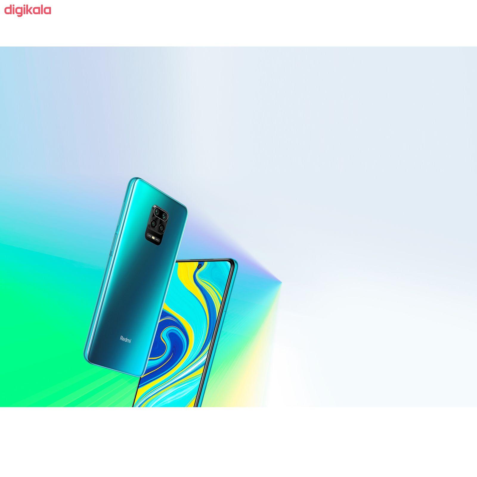 گوشی موبایل شیائومی مدل Redmi Note 9S M2003J6A1G دو سیم کارت ظرفیت 64 گیگابایت  main 1 9