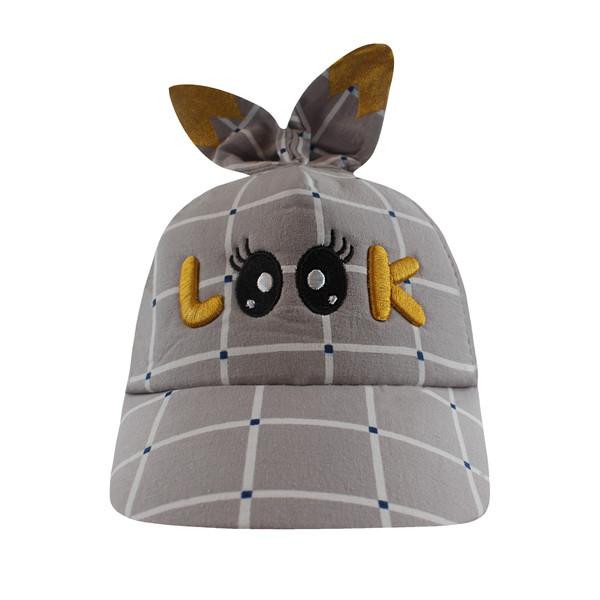 کلاه کپ دخترانه طرح لوک کد 53172