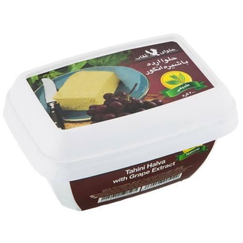 حلوا با شیره انگور عقاب مقدار 400 گرم