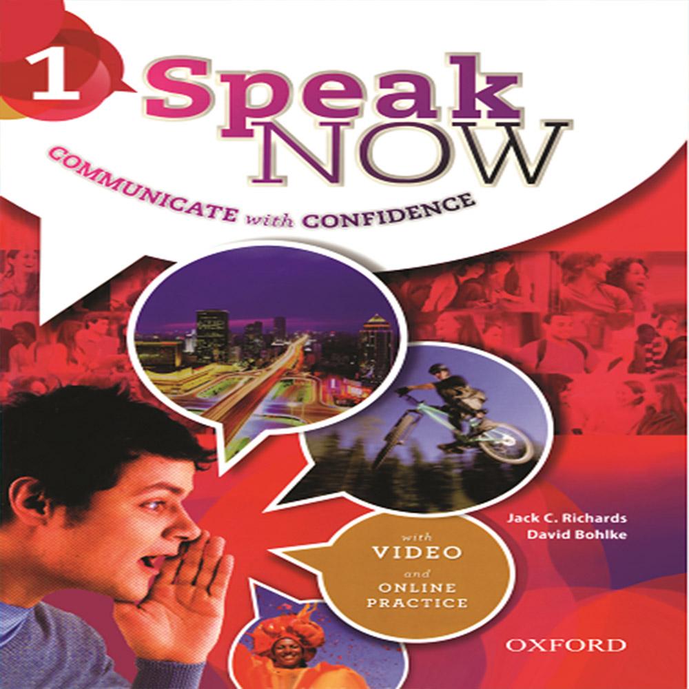 خرید                      کتاب 1 Speak Now اثر جمعی از نویسندگان انتشارات OXFORD