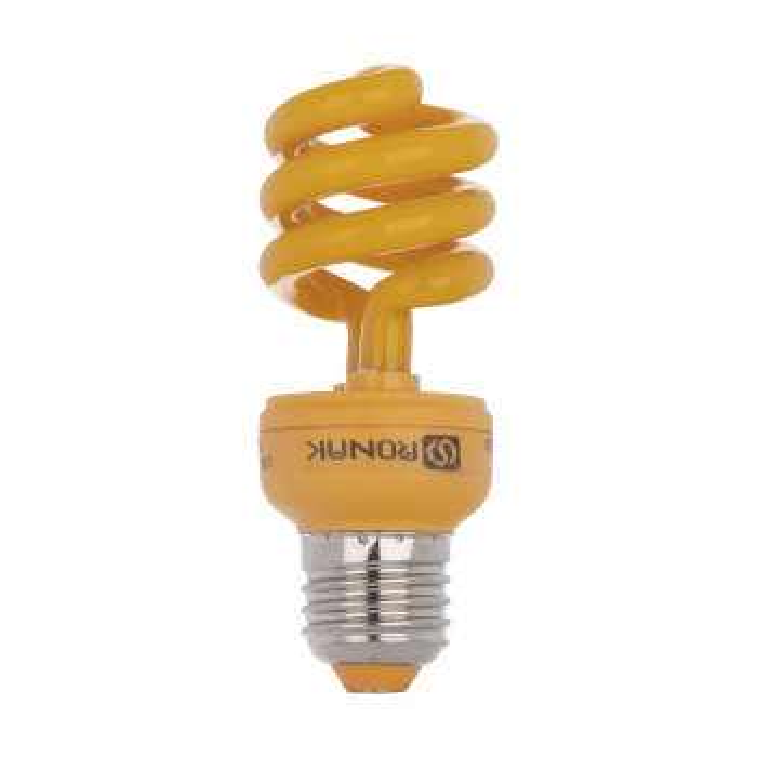 لامپ کم مصرف 15 وات روناک کد Half Spiral پایه E27