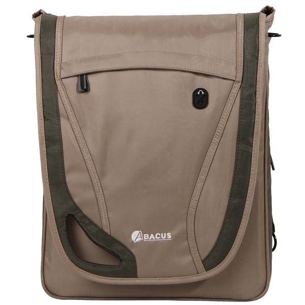 کوله پشتی لپ تاپ آبکاس کد 0027 مناسب برای لپ تاپ 15.6 اینچی