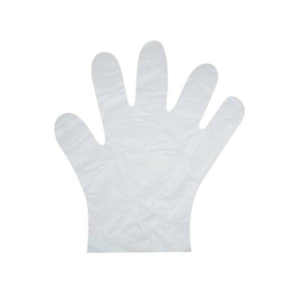 دستکش یک بار مصرف ارکیده مدل M-430 بسته 100 عددی