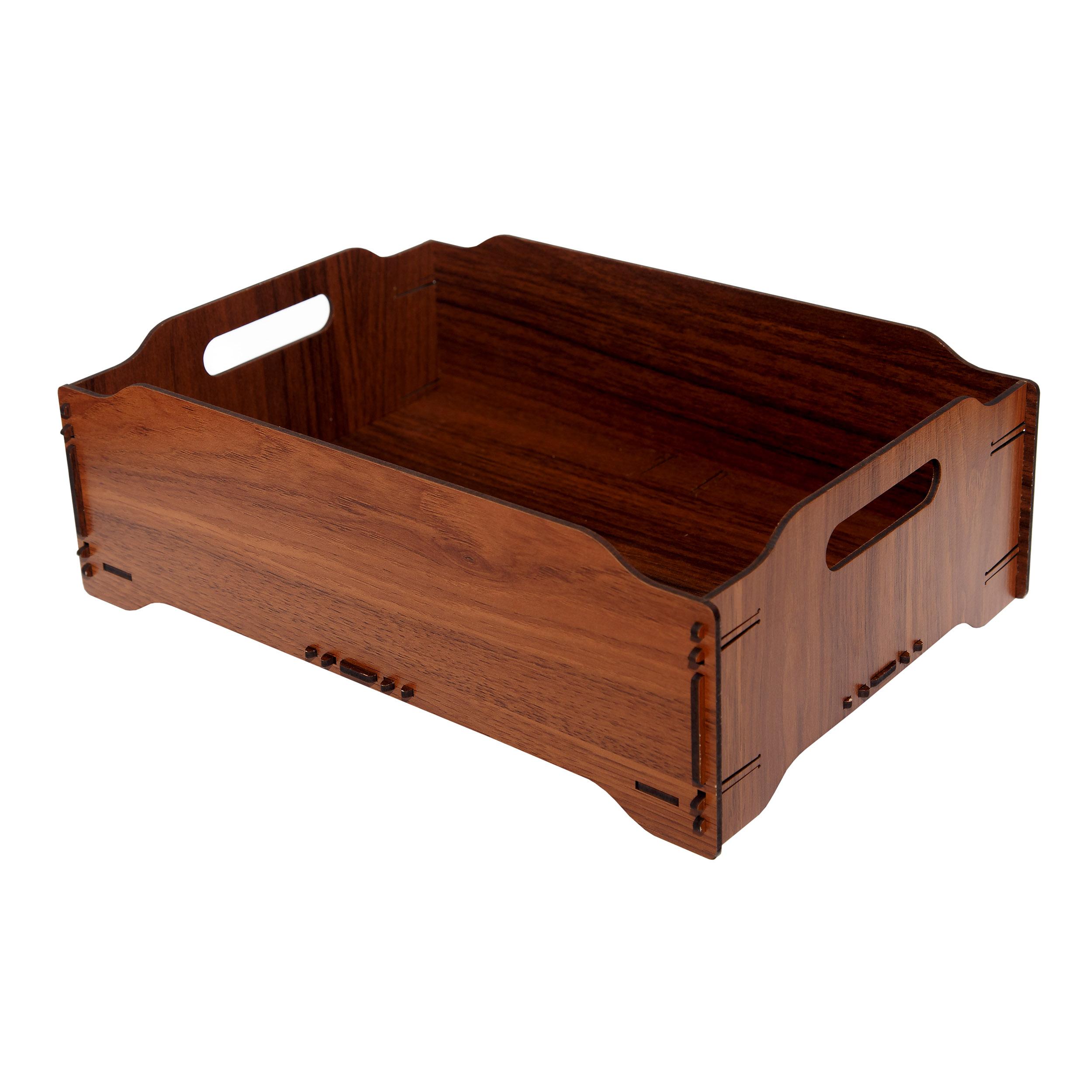 جعبه نظم دهنده زیبا مدل Panier