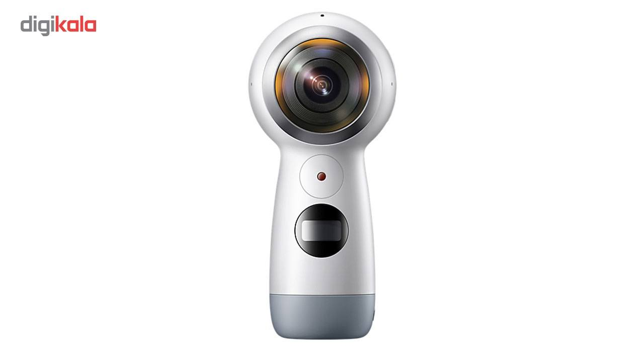 دوربین 360 درجه سامسونگ مدل 2017 Gear 360 main 1 2