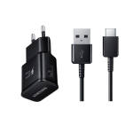 شارژر دیواری  مدل EP-TA300 به همراه کابل تبدیل USB-C