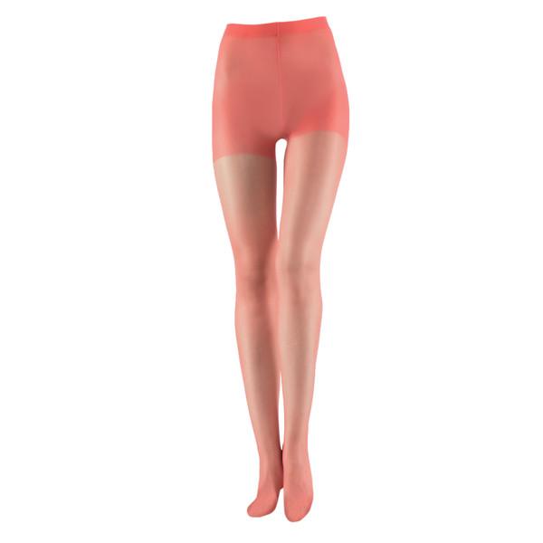جوراب شلواری زنانه ایتالیانا مدل Z30 رنگ نارنجی
