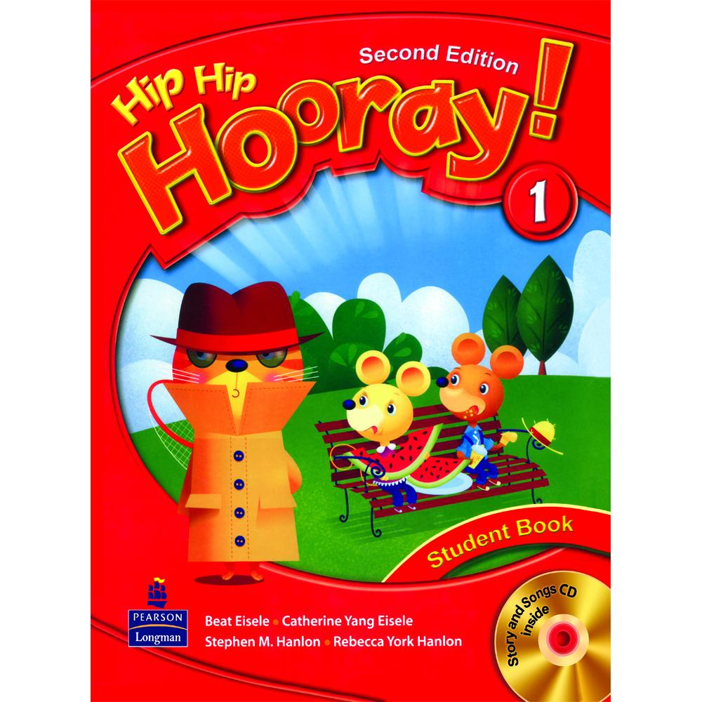 خرید                      کتاب HIP HIP HOORAY 1 اثر جمعی از نویسندگان انتشارات LONGMAN