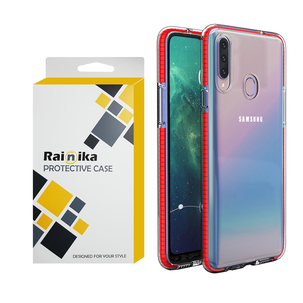 کاور رینیکا مدل 2020 مناسب برای گوشی موبایل سامسونگ galaxy A20S