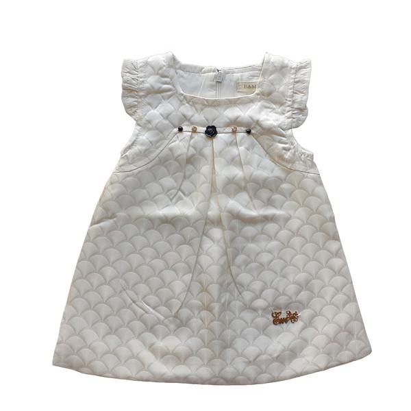 پیراهن نوزادی دخترانه کد VA140